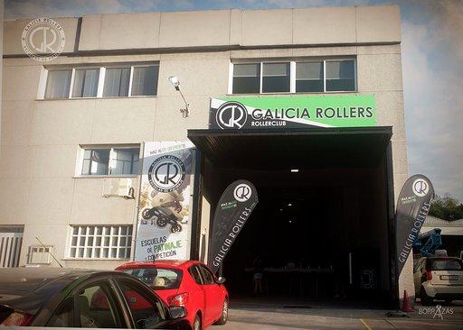 Galicia rollers Pocomaco