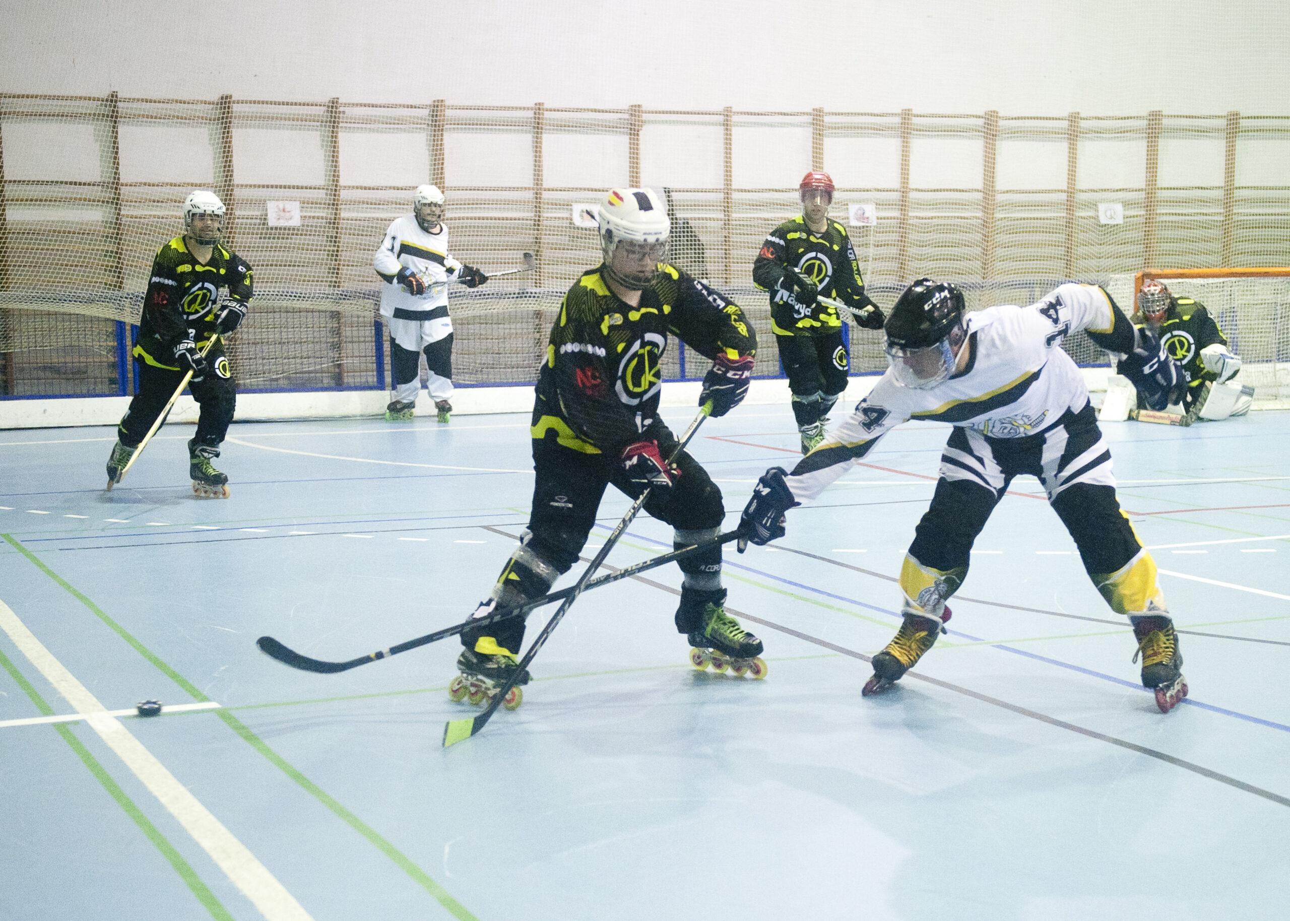 Fin de semana repleto de hockey línea en A Coruña